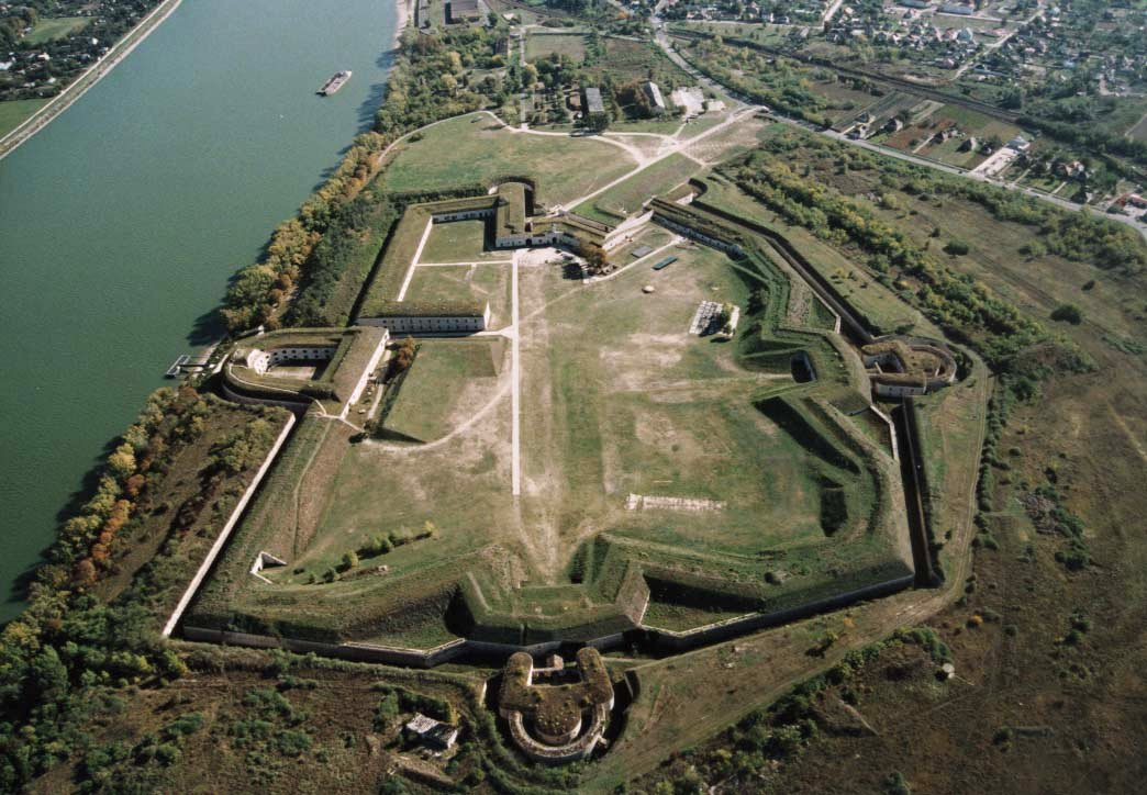 Monostor Fort, Best places to visit in Hungary