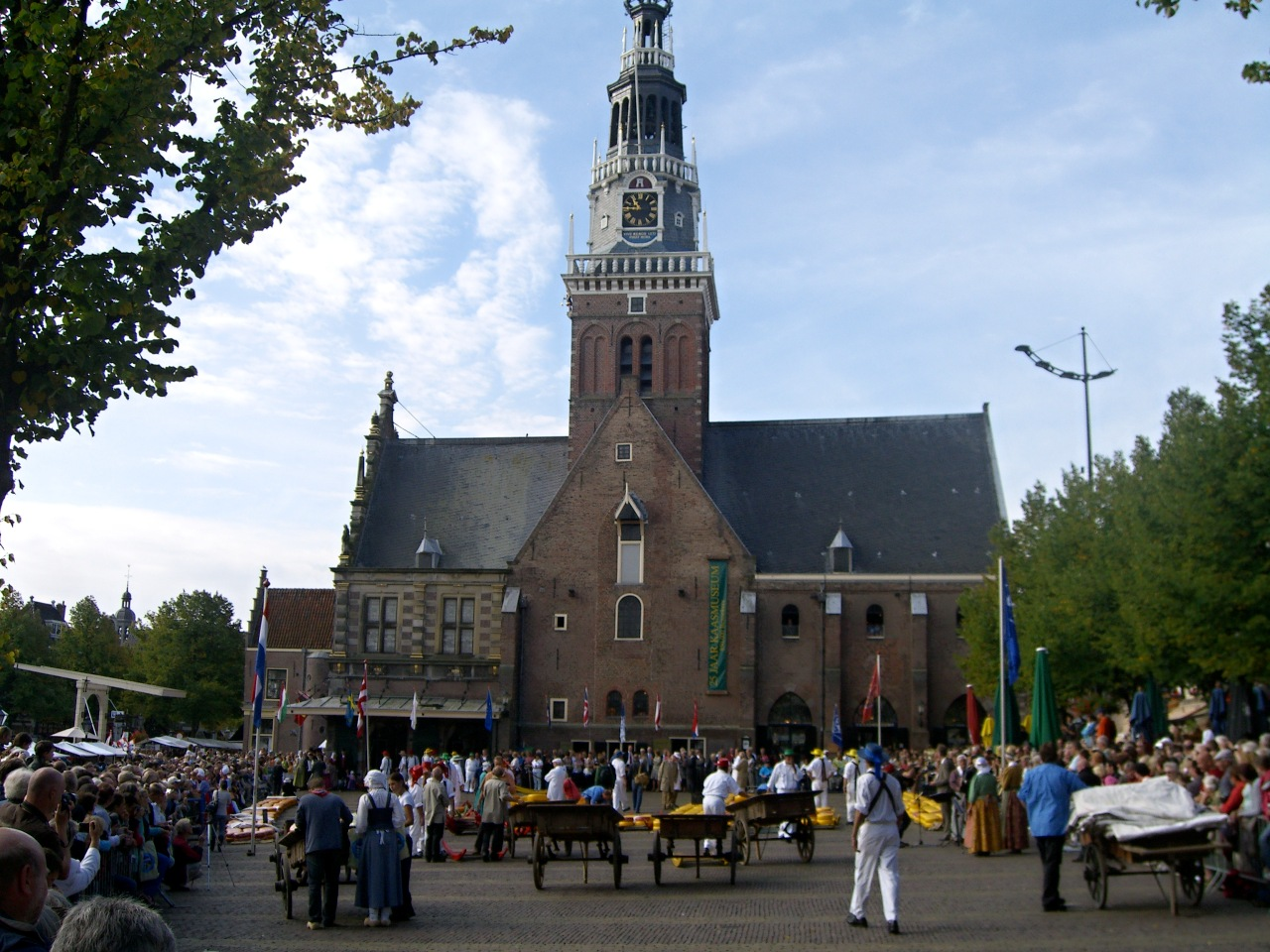 Alkmaar, Best Places to Visit in the Netherlands