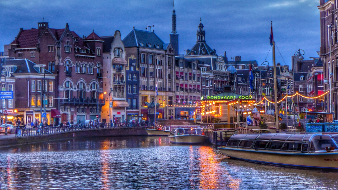Amsterdam, Best Places to Visit in the Netherlands