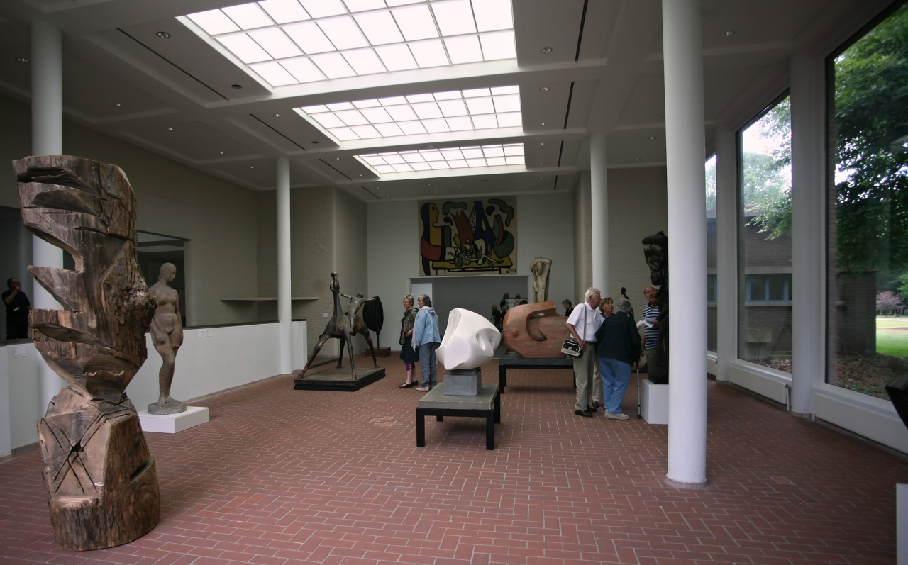 Arnhem,Kroller-Muller Museum, Best Places to Visit in the Netherlands
