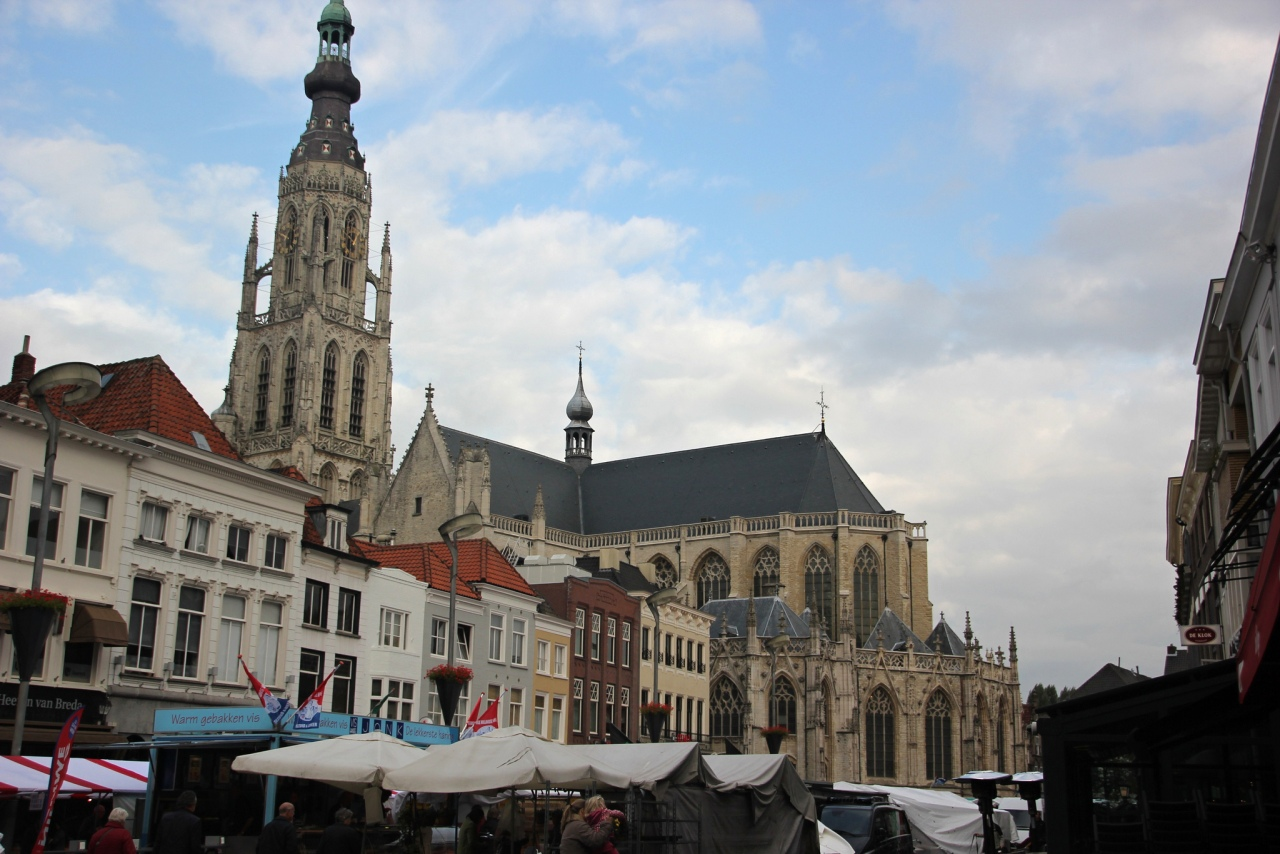 Breda,Grote Kerk, Best Places to Visit in the Netherlands