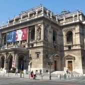 Budapest Opera House, Places to Visit in Budapest