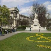 Burggarten, Best Places to Visit in Vienna