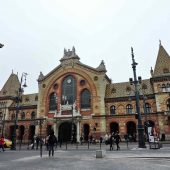 Central Market Hall, Places to Visit in Budapest