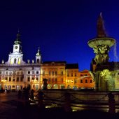 České Budějovice, Places to Visit in the Czech Republic