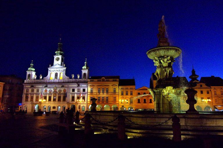 České Budějovice, Places to Visit in the Czech Republic