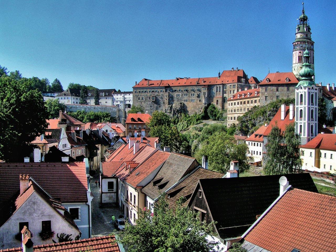 Český Krumlov, Places to Visit in the Czech Republic