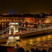 Chain Bridge, Places to Visit in Budapest