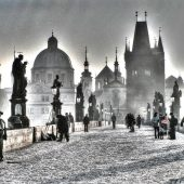 Charles Bridge, What to do in Prague