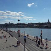 Danube Promenade, Places to Visit in Budapest