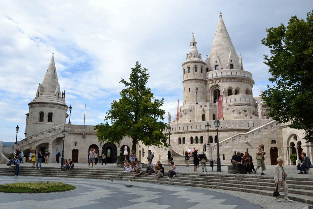 Fisherman's Bastion, Places to Visit in Budapest