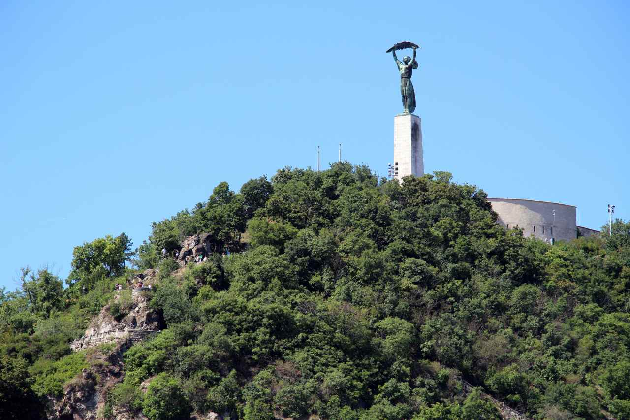 Gellert Hill, Places to Visit in Budapest