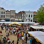 Gouda, The cheese market, Best Places to Visit in the Netherlands