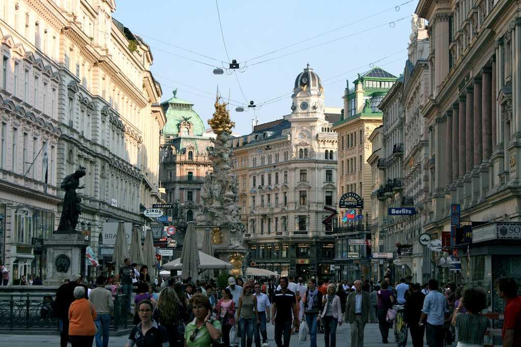 Graben, Best Places to Visit in Vienna