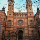 Great Synagogue, Places to Visit in Budapest