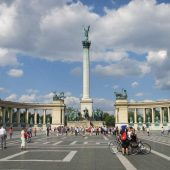 Hero's Square, Places to Visit in Budapest