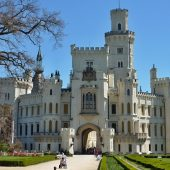 Hluboká Castle, Places to Visit in the Czech Republic