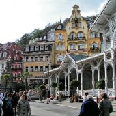 Karlovy Vary, Places to Visit in the Czech Republic