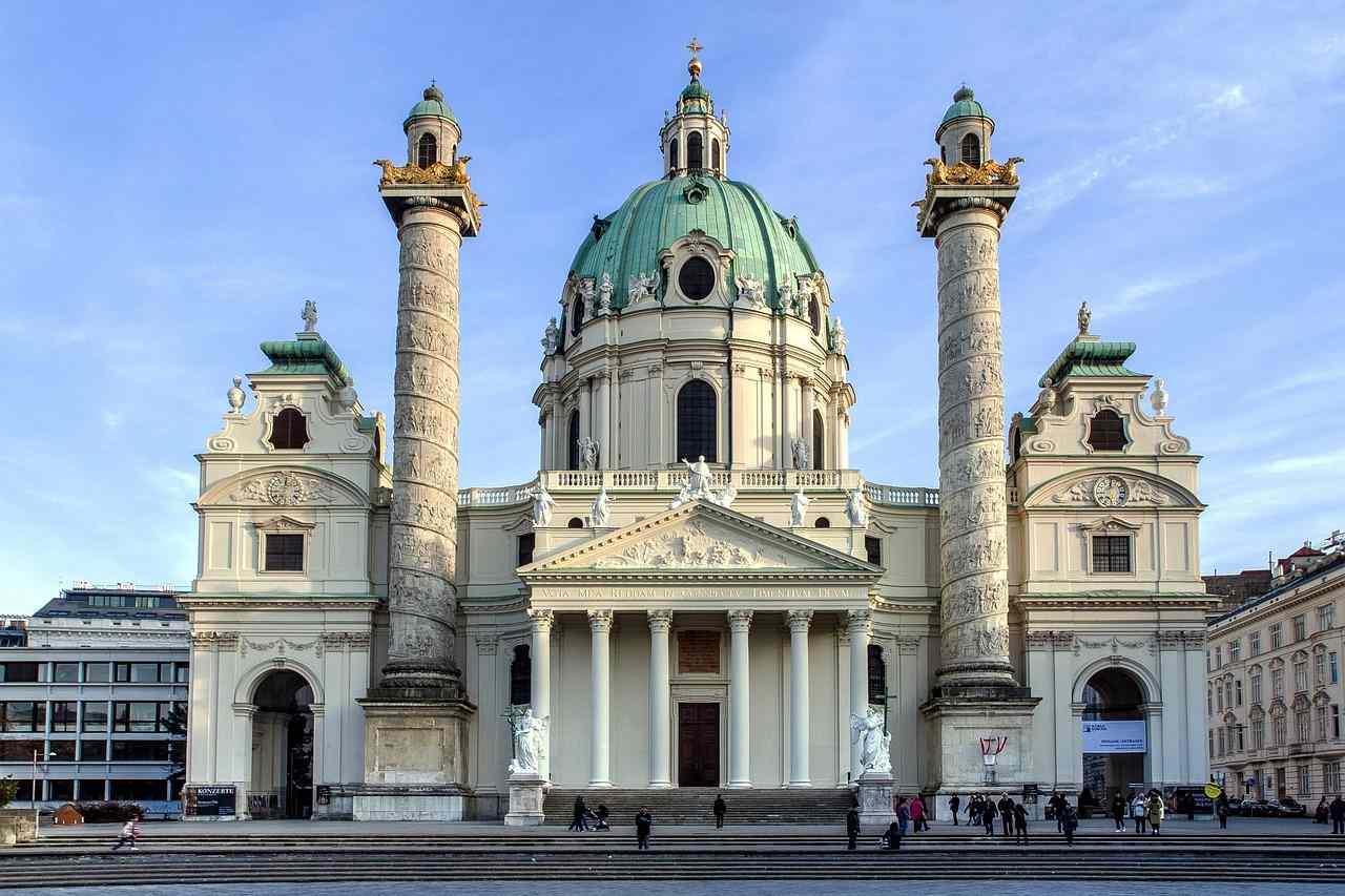 Karlskirche, Best Places to Visit in Vienna