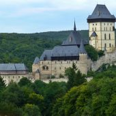Karlštejn Castle, Places to Visit in the Czech Republic
