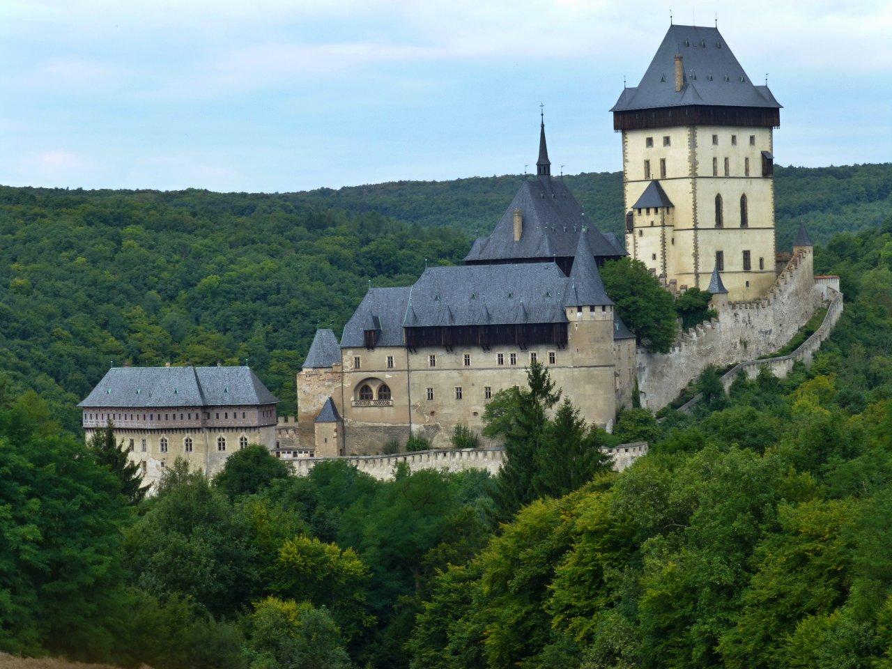 Karlštejn Castle, Places to Visit in the Czech Republic