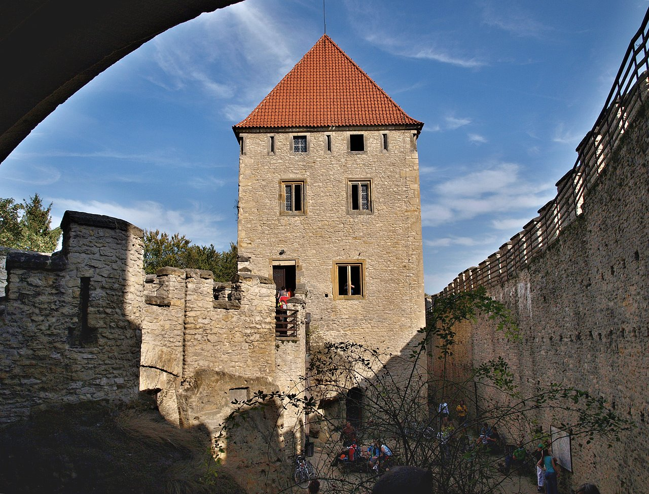 Kokořín castle, Best places to visit in the Czech Republic 3
