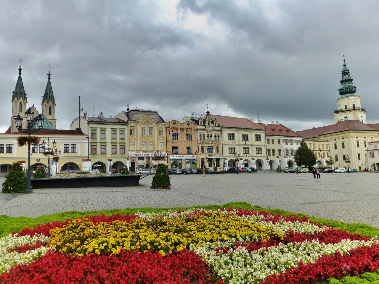 Kroměříž, Places to Visit in the Czech Republic