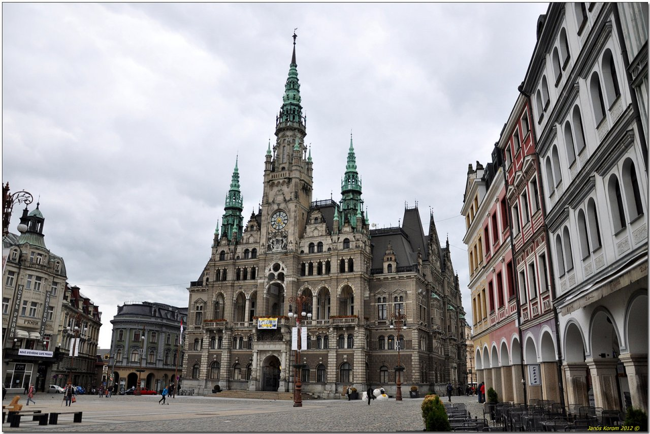 Liberec, Places to Visit in the Czech Republic