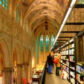 Maastricht, Selexyz bookstore in the Dominican church, Best Places to Visit in the Netherlands