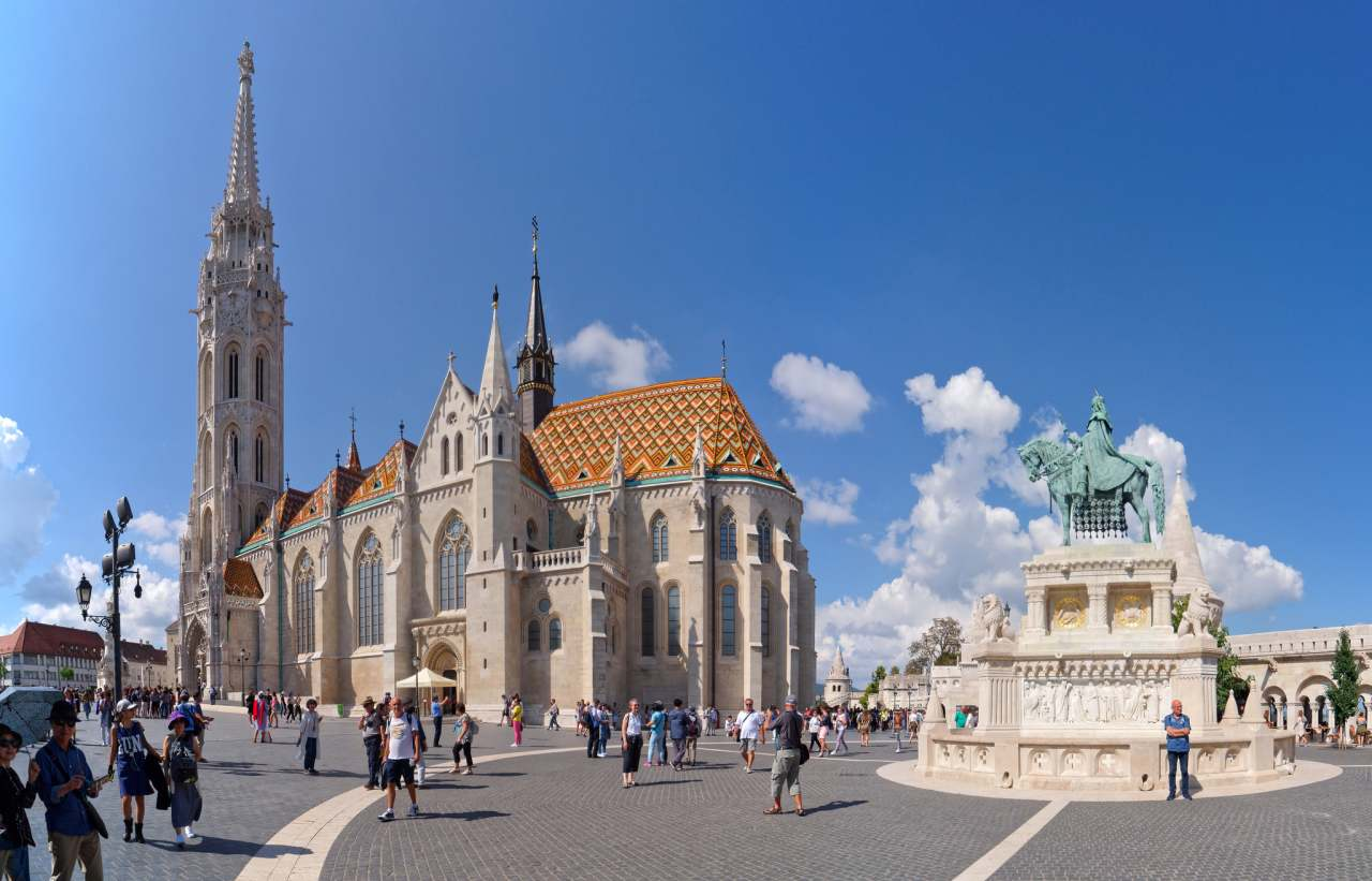 Matthias Church, Places to Visit in Budapest