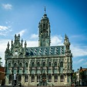 Middelburg , Town Hall, Best Places to Visit in the Netherlands