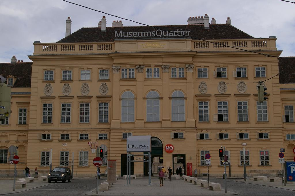MuseumsQuartier, Best Places to Visit in Vienna