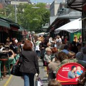 Naschmarkt, Best Places to Visit in Vienna