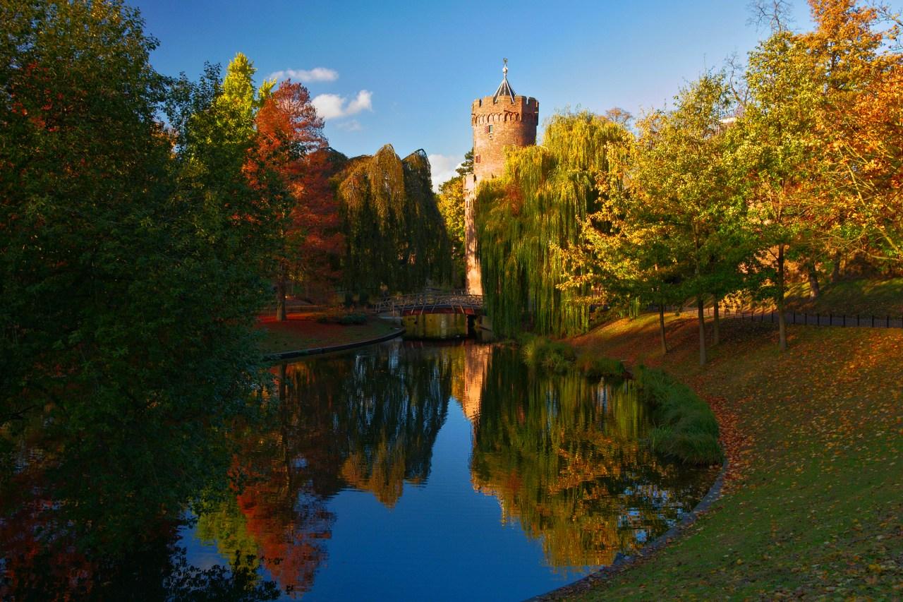 Nijmegen, Kronenburgerpark, Best Places to Visit in the Netherlands