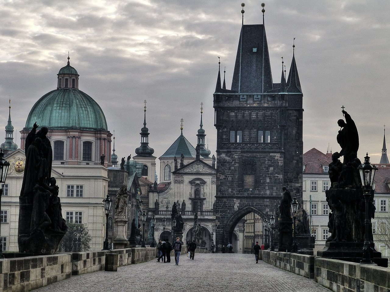Old Town bridge tower, What to do in Prague, Czech Republic 1