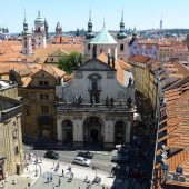 Old Town bridge tower, What to do in Prague, Czech Republic 2