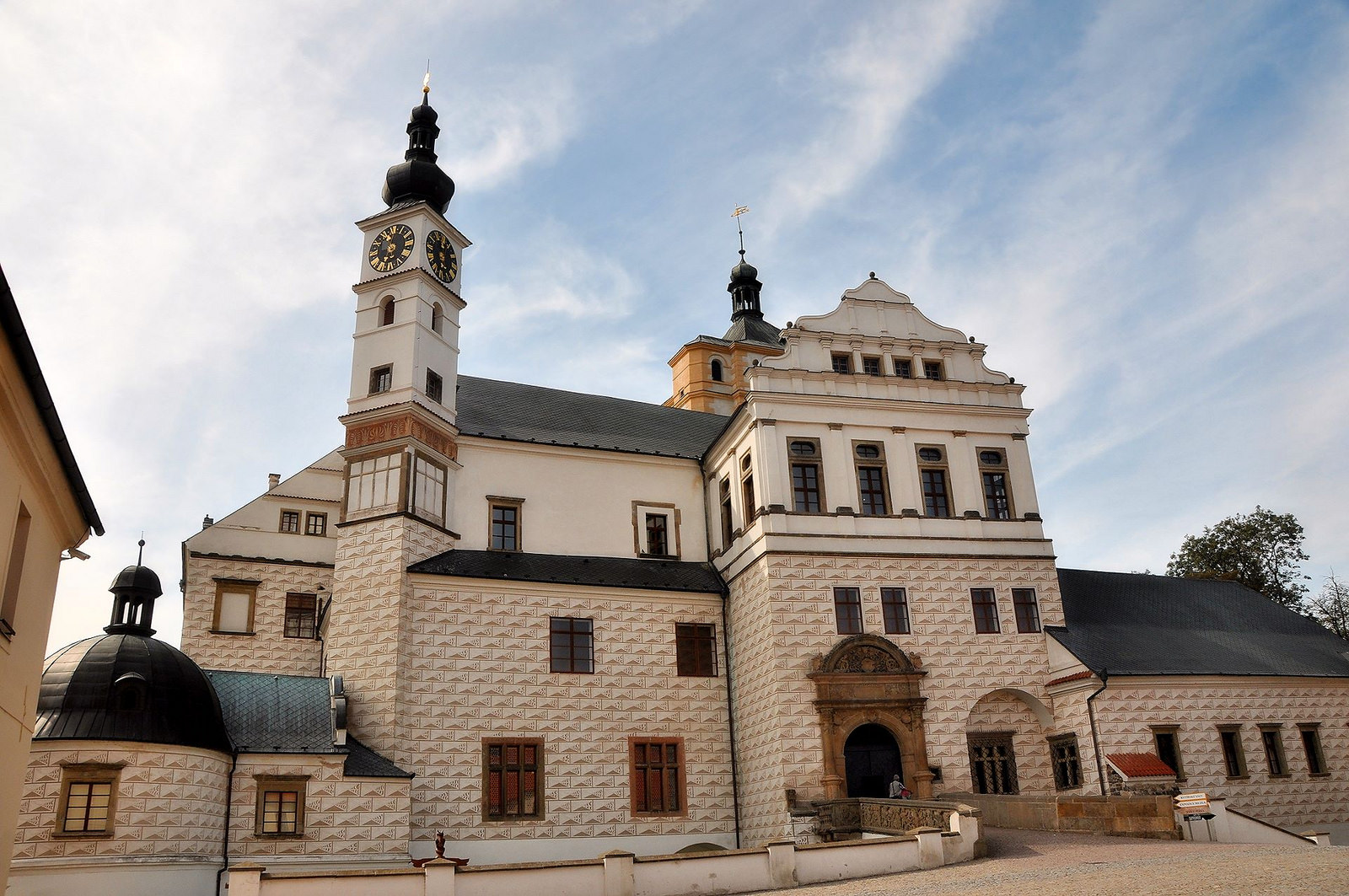 Pardubice Chateau, Best Places To Visit in the Czech Republic
