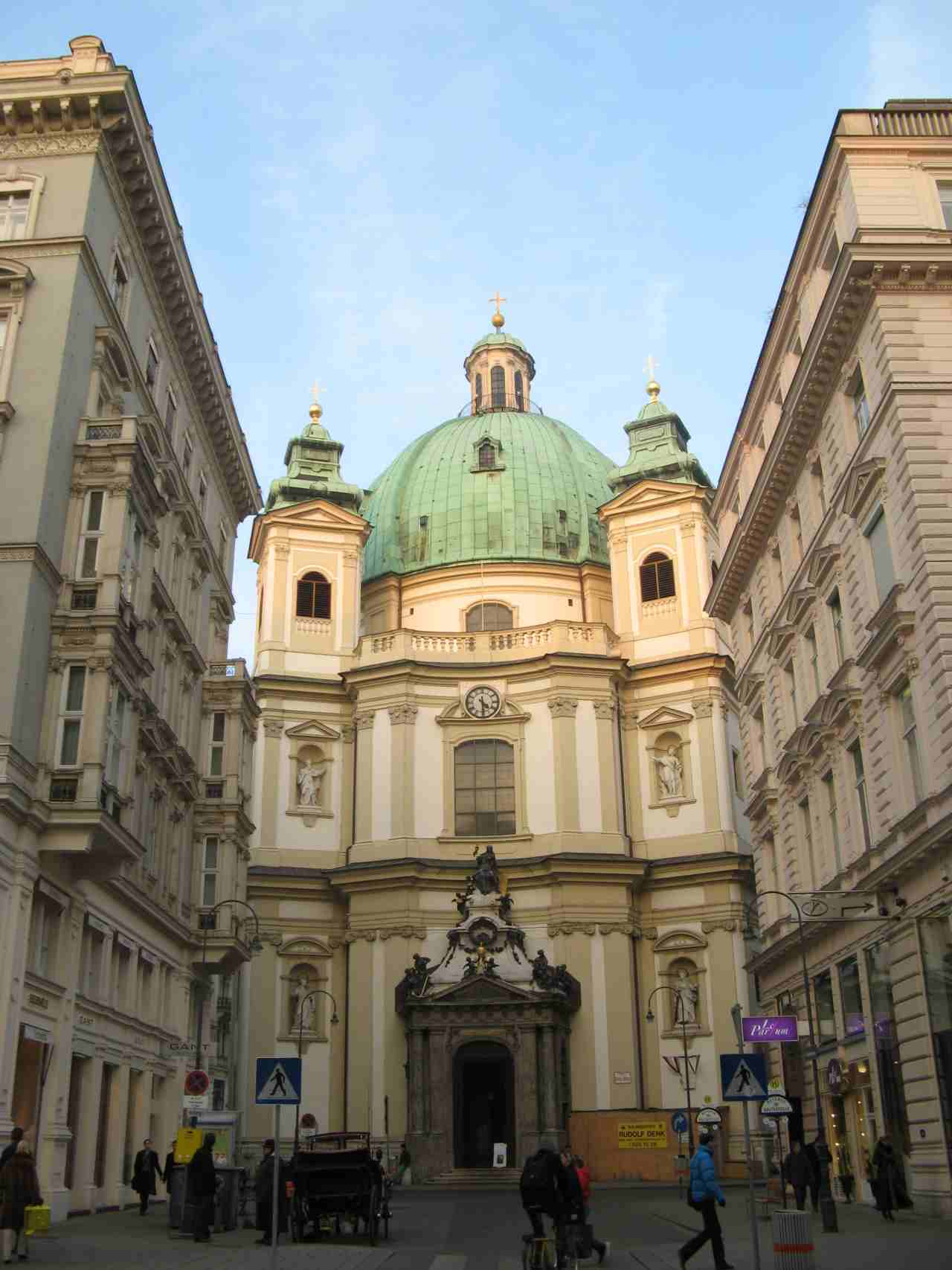 Peterskirche, Best Places to Visit in Vienna