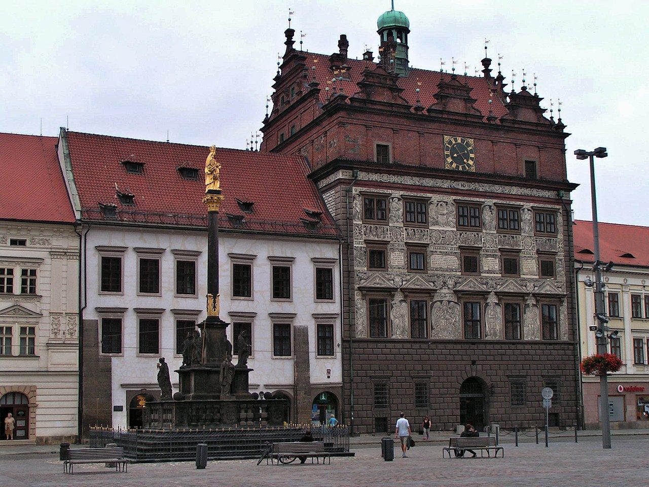 Pilsen, Places to Visit in the Czech Republic