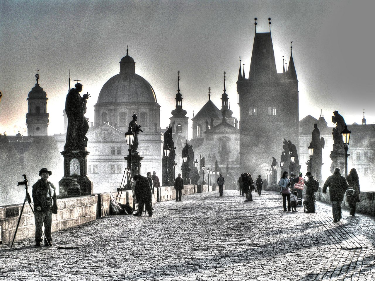 Prague, Places to Visit in the Czech Republic