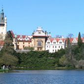Pruhonice park and chateau, Best places to visit in the Czech Republic