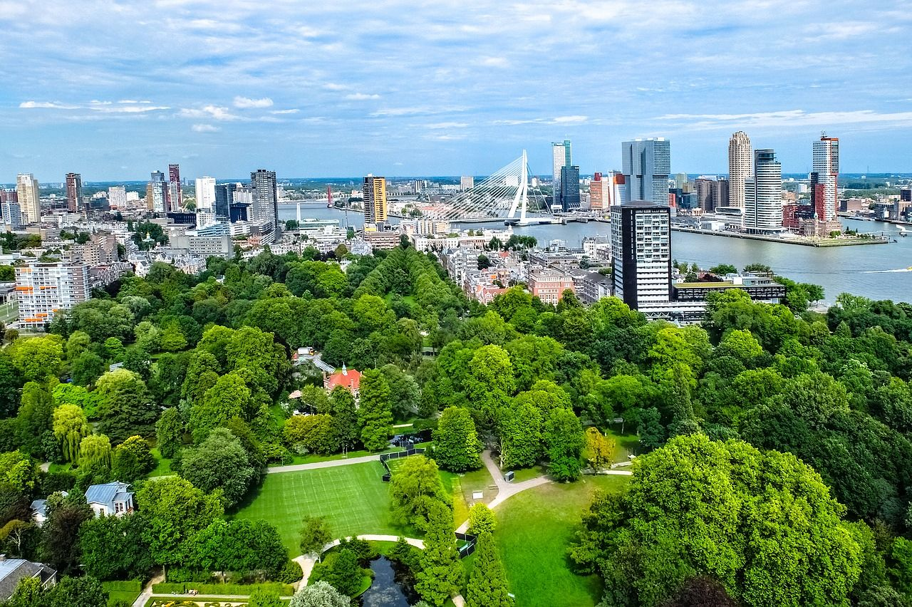 Rotterdam, Best Places to Visit in the Netherlands