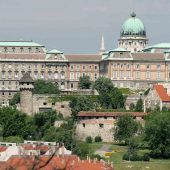Royal Palace, Places to Visit in Budapest