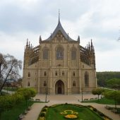St Barbara's Cathedral, Kutna Hora, Czech Republic