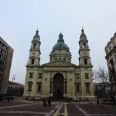 St. Stephen's Basilica, Places to Visit in Budapest