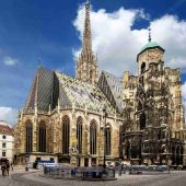 St. Stephen's Cathedral, Best Places to Visit in Vienna