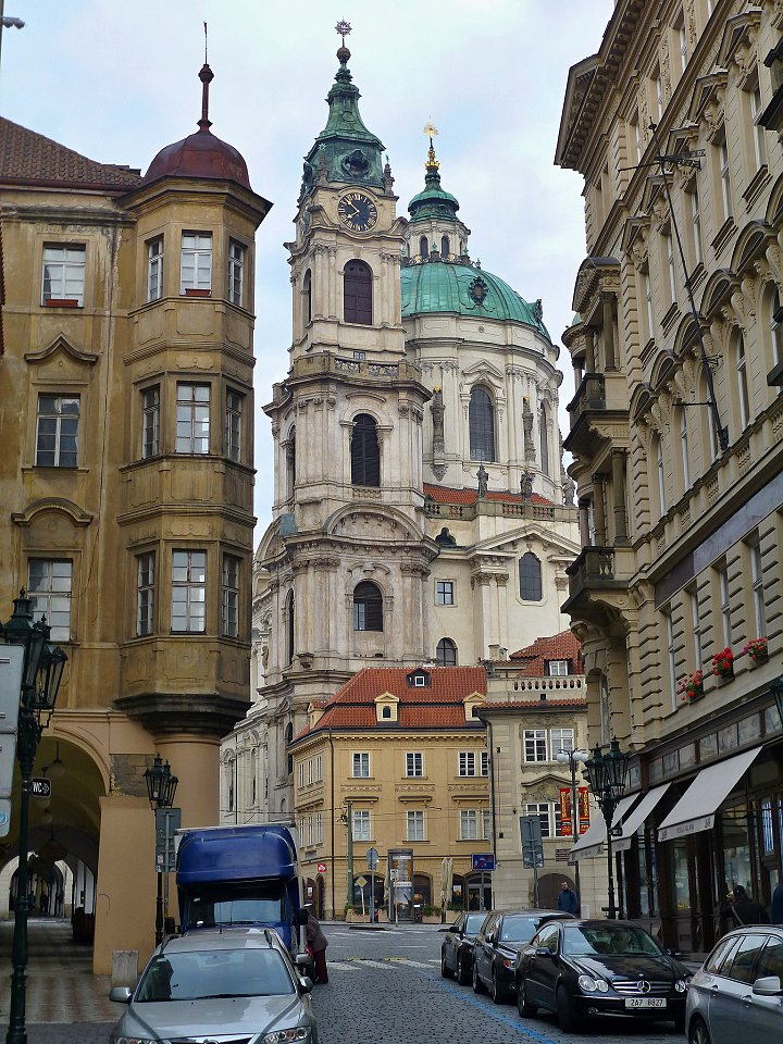 St. Nicholas Church, What to do in Prague