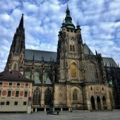 St Vitus Cathedral, Best places to visit in Prague