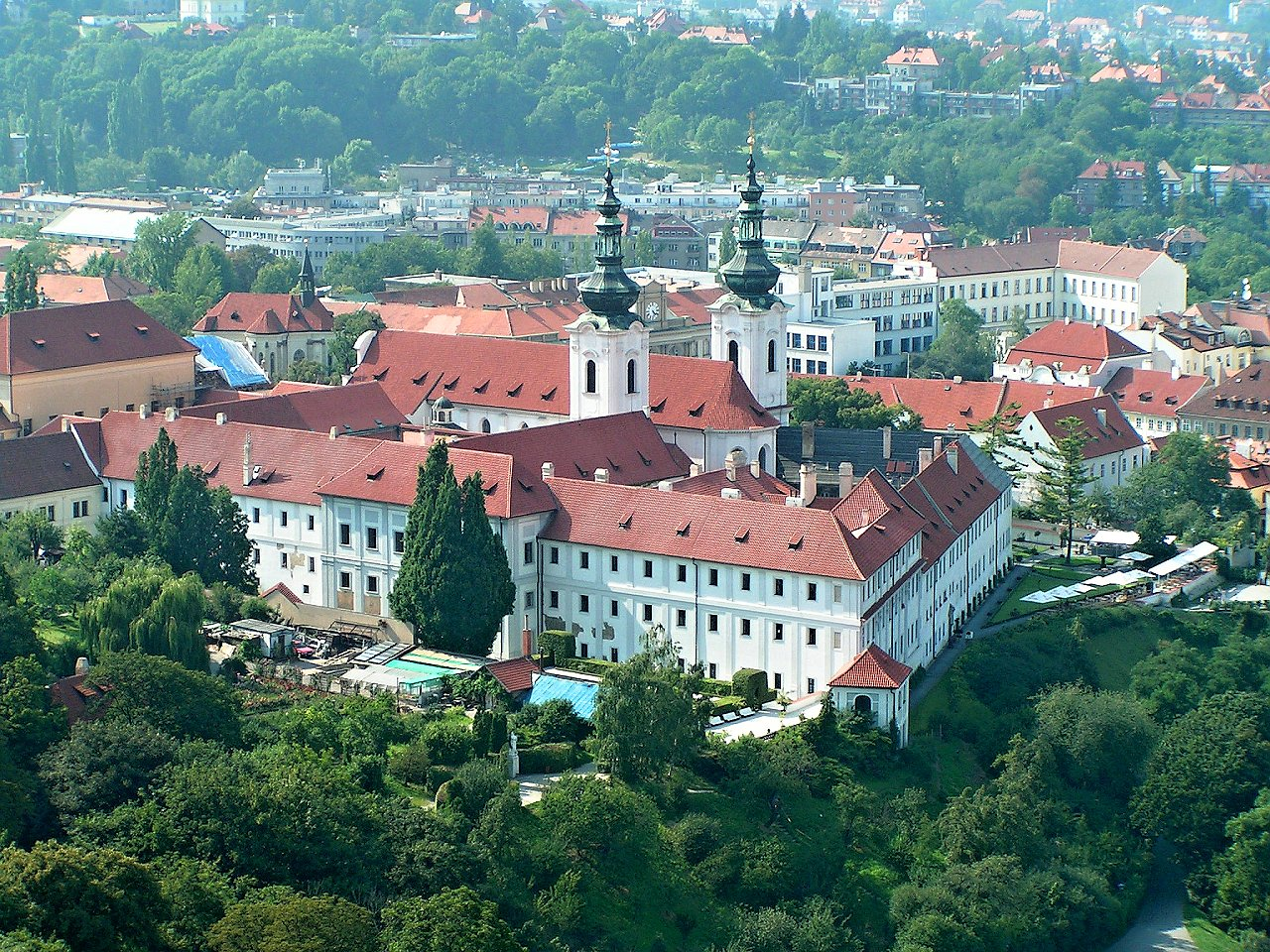 Strahov Monastery, What to do in Prague