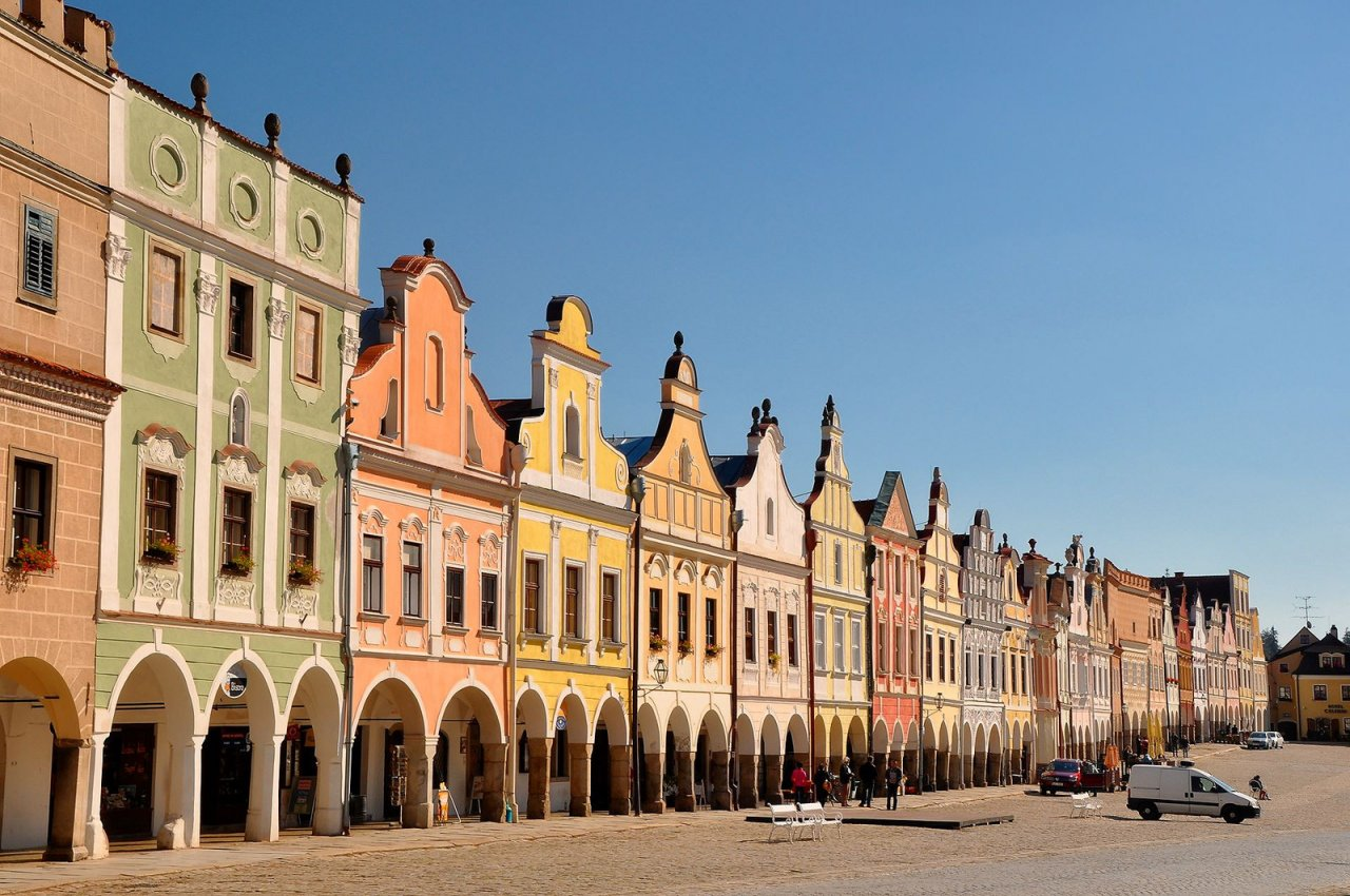 Telč, Places to Visit in the Czech Republic